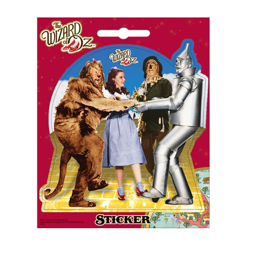 Wizard of Oz Cast Sticker