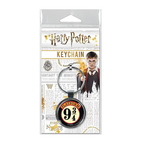 Harry Potter Platform 9 3/4 Keychain