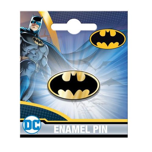 Batman Enamel Pin