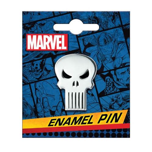The Punisher Enamel Pin