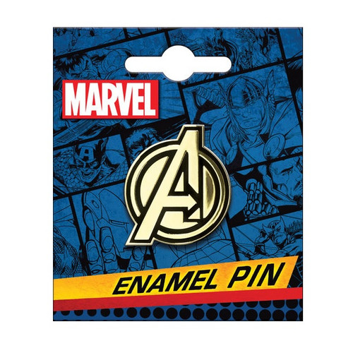 The Avengers Enamel Pin