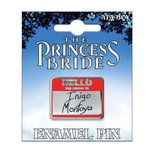 The Princess Bride Enamel Pin