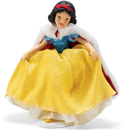 Snow White's Christmas Figure