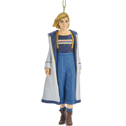 Doctor Who 13th Doctor Ornament