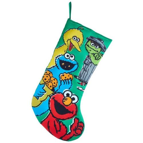 Sesame Street Retro Stocking
