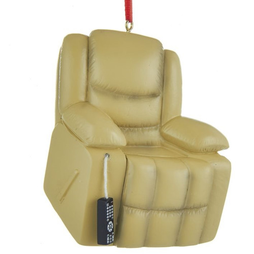 Recliner Chair with Remote Ornament