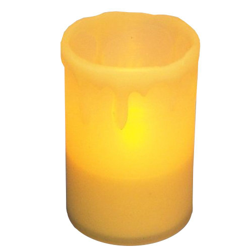 Flameless LED Flickering Candle