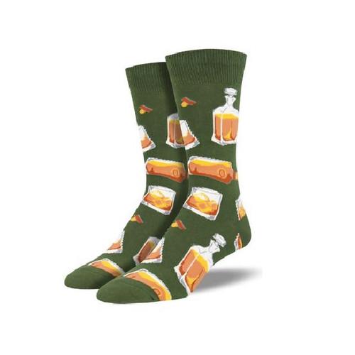 Rocks or Neat Men's Crew Socks