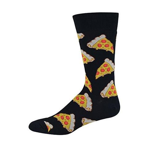 Pizza Men's Crew Socks