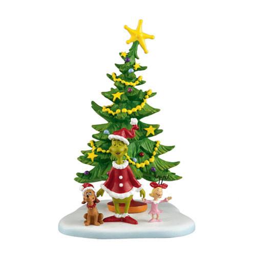 Welcome Christmas, Christmas Day