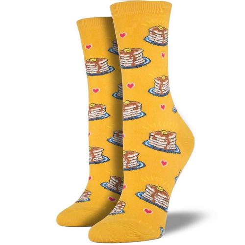 Pancakes Women's Crew Socks