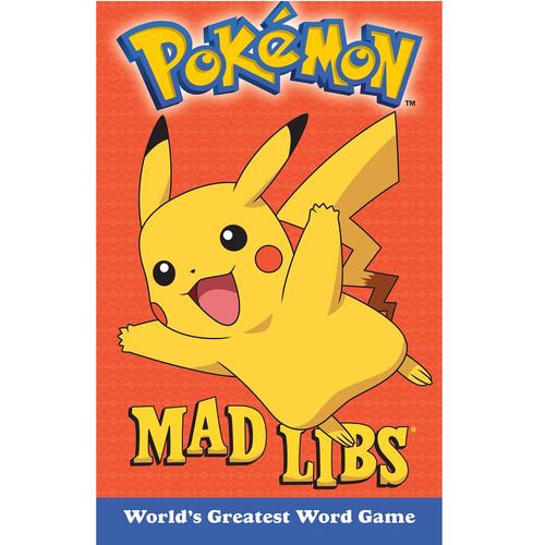 Pokémon Mad Libs