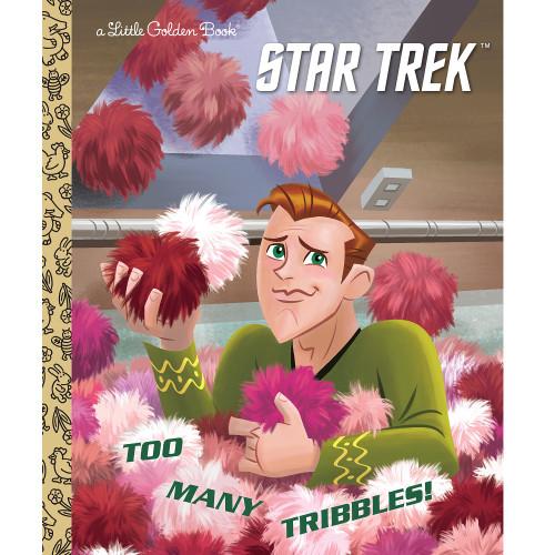 Star Trek Too Many Tribbles! Little Golden Book