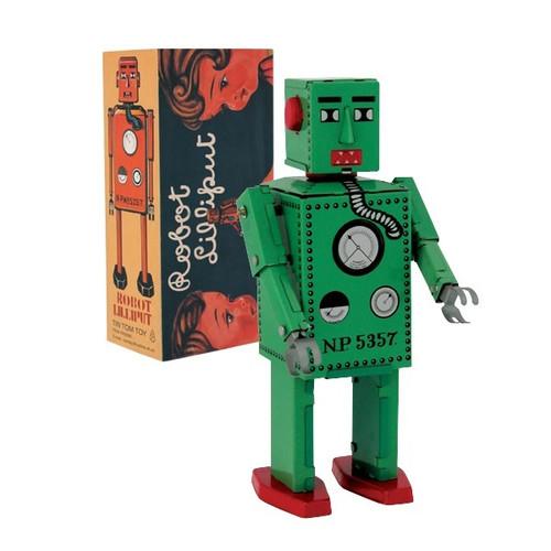 Small Robot Lilliput