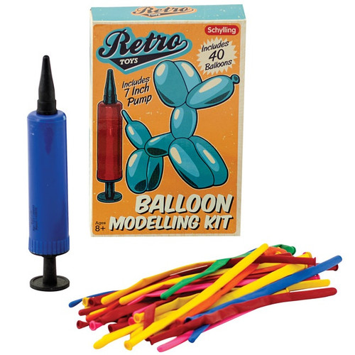 Retro Balloon Animals Kit