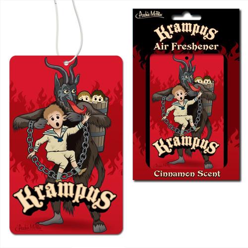 Krampus Air Freshener