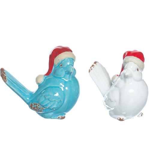 Vintage Ceramic Bird Figurines (SET of 2)