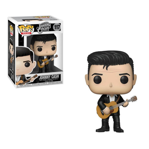 Johnny Cash POP! Rocks, with box 39524