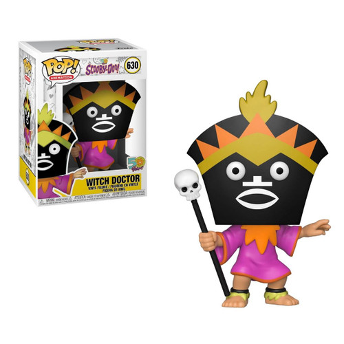 Witch Doctor Scooby Doo POP! Animation Vinyl Figure by Funko 39948