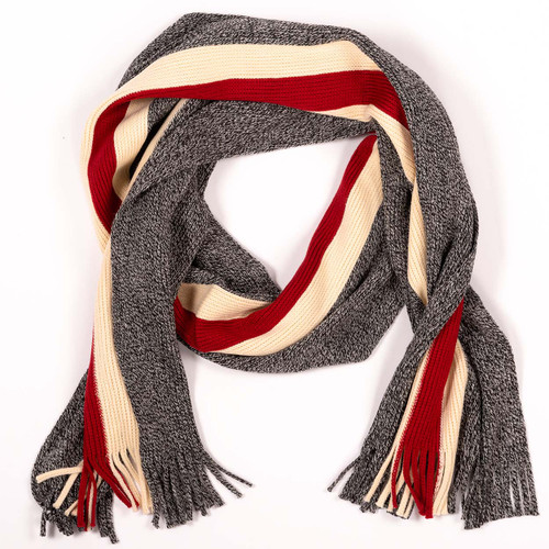 Red Stripe Heritage Scarf by Hatley