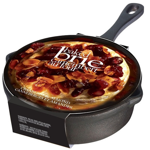 Baked Brie in Skillet