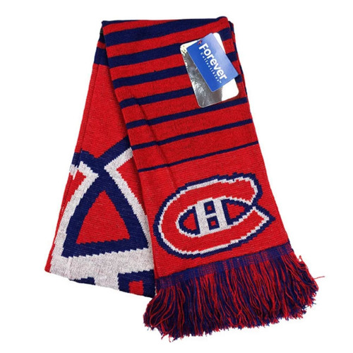 fMontreal Canadiens Big Logo Scarf