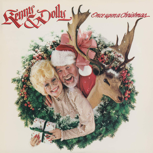 Once Upon A Christmas Record, front
