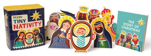 Teeny-Tiny Nativity