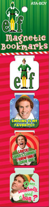 Elf Magnetic Bookmarks