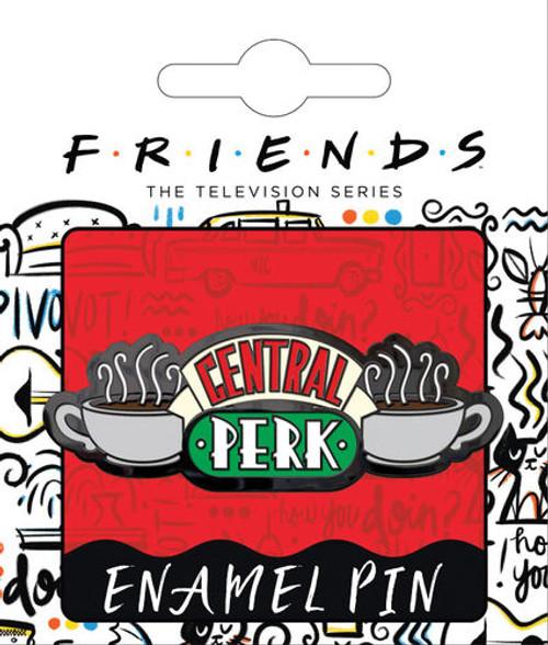 Friends Central Perk Enamel Pin