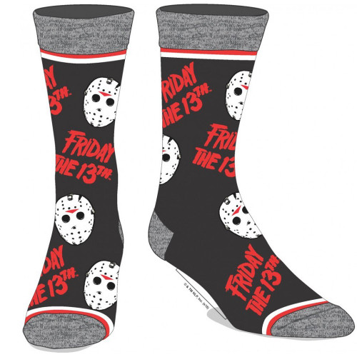 Friday the 13th All-Over-Print Socks