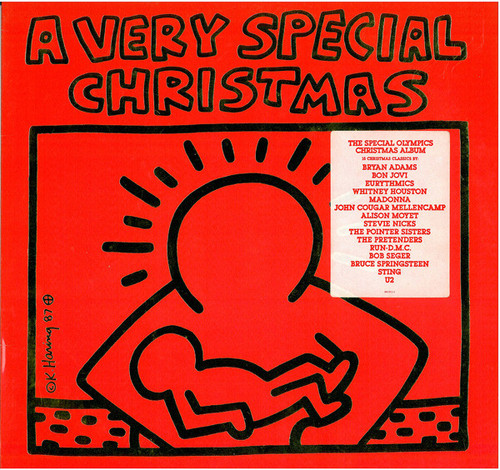 A Very Special Christmas LP Vinyl Record