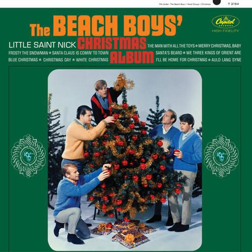 The Beach Boys' (Mono LP) Vinyl Record