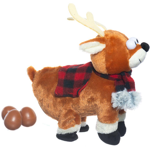 Pooping Reindeer