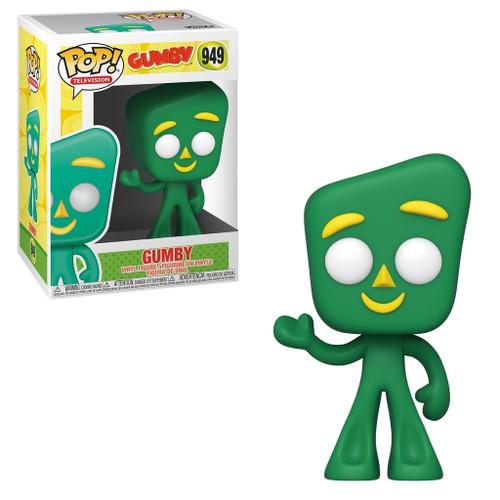 Gumby Pop! Funko Vinyl Figure