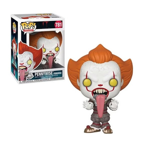 IT: Chapter 2 Pennywise Funhouse Pop! Vinyl Figure by Funko