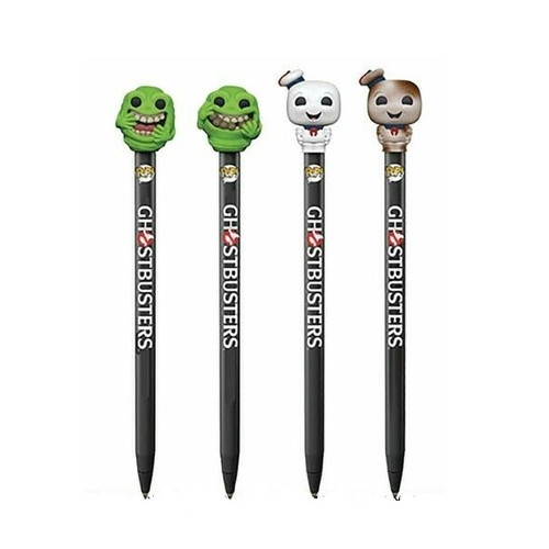 Assorted Ghostbusters Pen Toppers