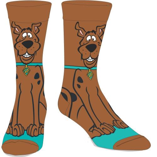 Scooby-Doo 360 Image Crew Socks