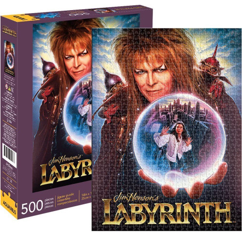 Jim Henson's Labyrinth Puzzle