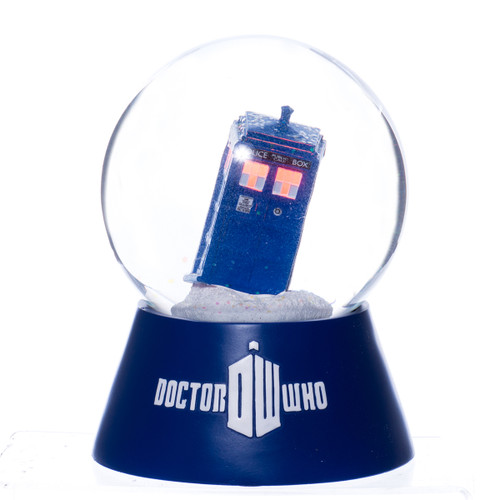 Doctor Who Light Up Water Globe LED