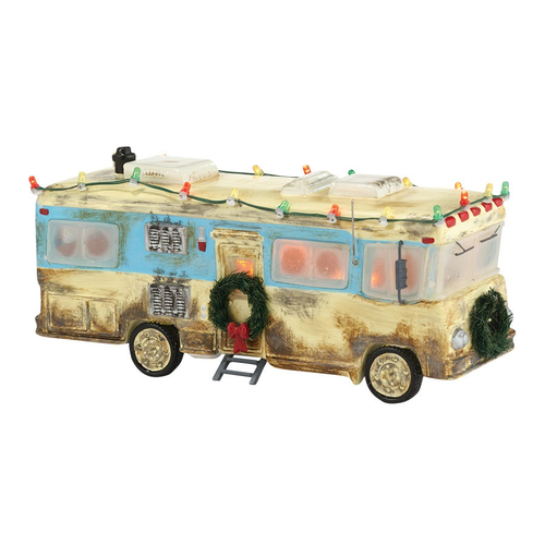 Cousin Eddie's RV Christmas Vacation Department 56 Village