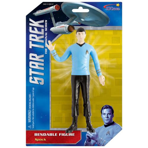 Star Trek Spock Bendable Figure