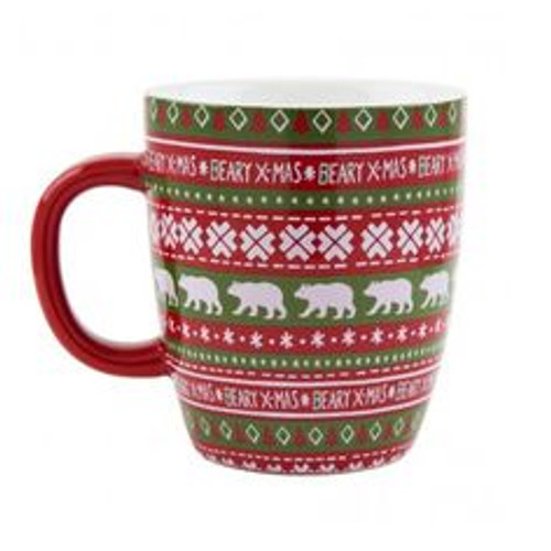 Beary X-Mas Coffee Mug