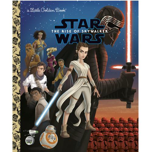 Star Wars The Rise of Skywalker Little Golden Book