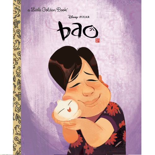 Disney Pixar Bao Little Golden Book