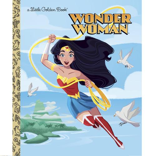 Wonder Woman Little Golden Book