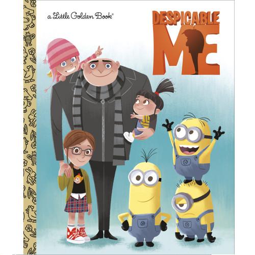 Despicable Me! Little Golden Book