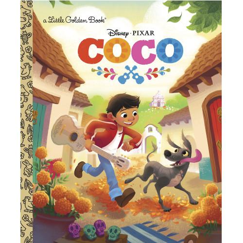 Disney Pixar Coco Little Golden Book