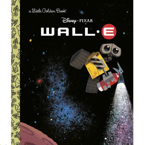 Disney Pixar WALL-E Little Golden Book
