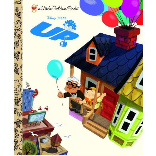 Disney Pixar Up! Little Golden Book